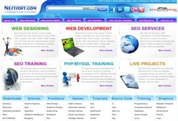 Seo / Php Training & Services, Live Projects, Web Design & Development in Cochin (Kerala)
